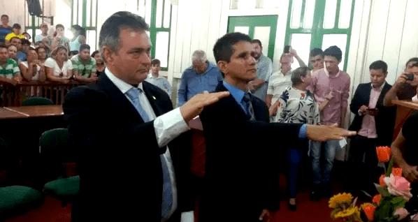 Vereador eleito do PSC deve ser o secretário de Administração de Belterra, Amarildo Tche e Doutor Macedo