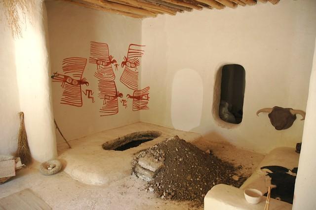 Inside Experimental House  atalhyk  Flickr