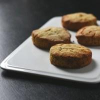 citrus-pistachio scones (grain free)