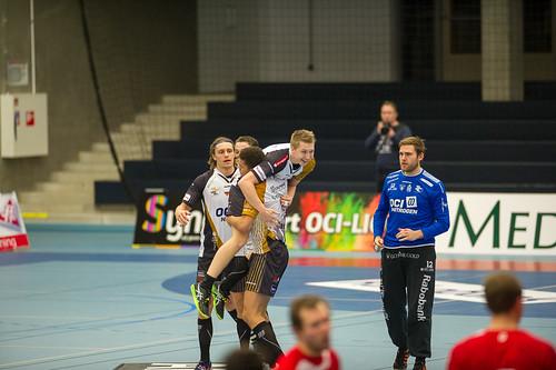 Lions - Sasja Antwerpen 21-1-17