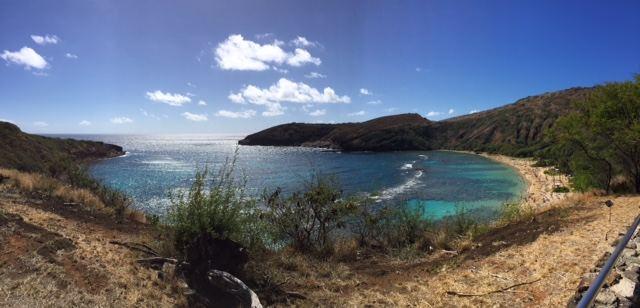 Things to do on Oahu: Snorkel at Hanauma Bay