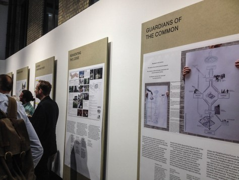 Designing the Urban Commons, LSE