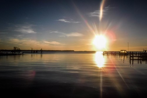 Angel's Landing Lake Moultrie