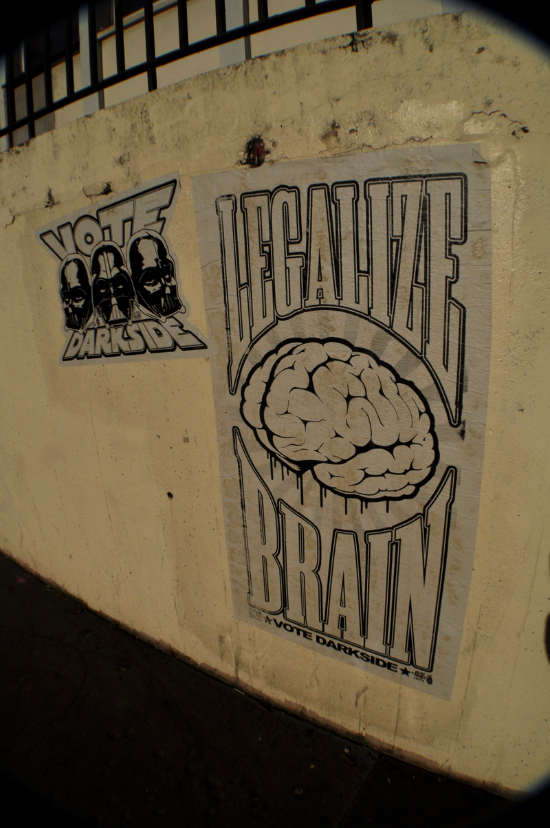 VOTE DARKSIDE LEGALIZE BRAIN