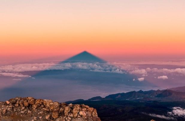 Amanecer en El Teide