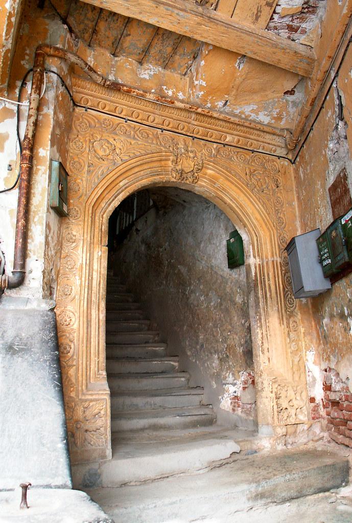 Sibiu  portal Casa Haller  EN The Haller House is one