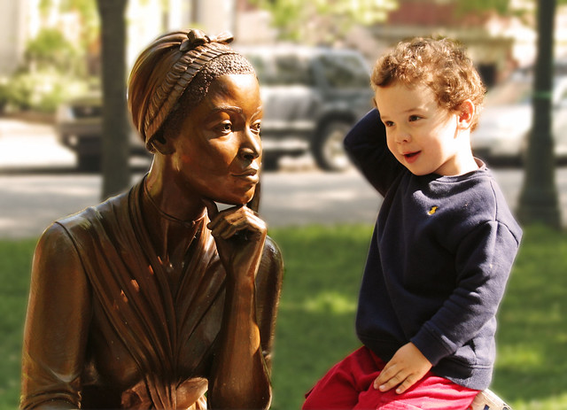 A Conversation with Phillis Wheatley