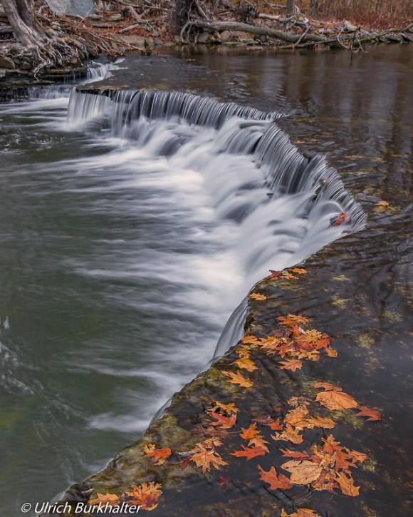 Silver Creek cascades