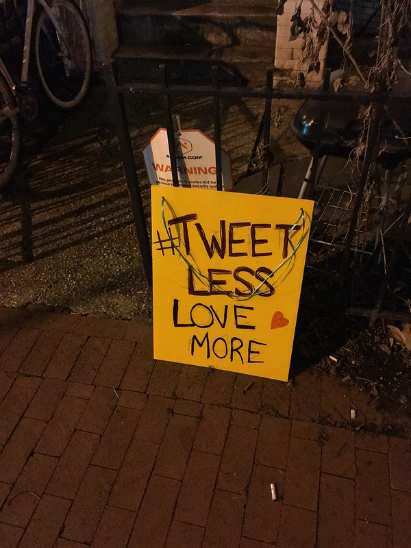 Tweet less