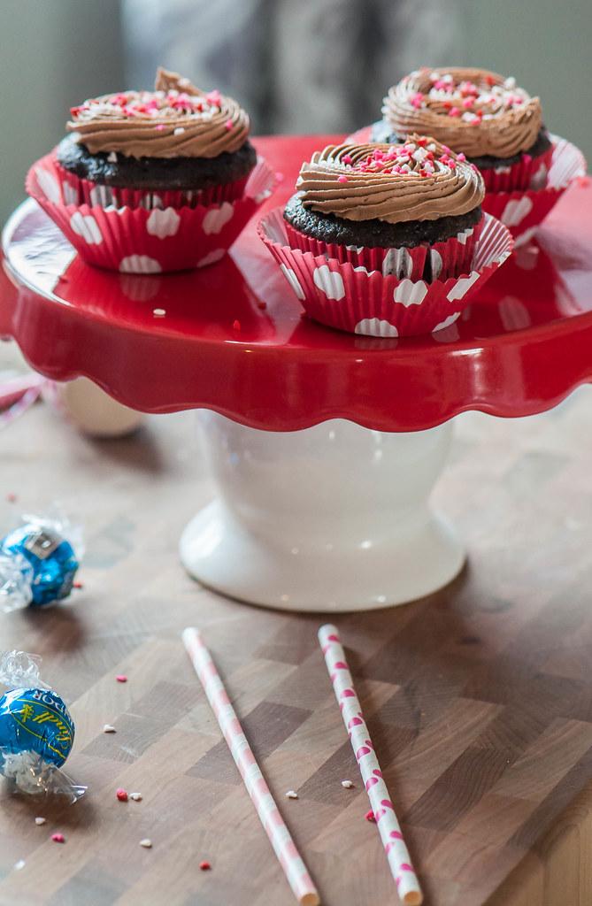 Chocolate Truffle Cupcakes 3