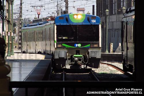 Metrotren - UT440R-104 - Alameda