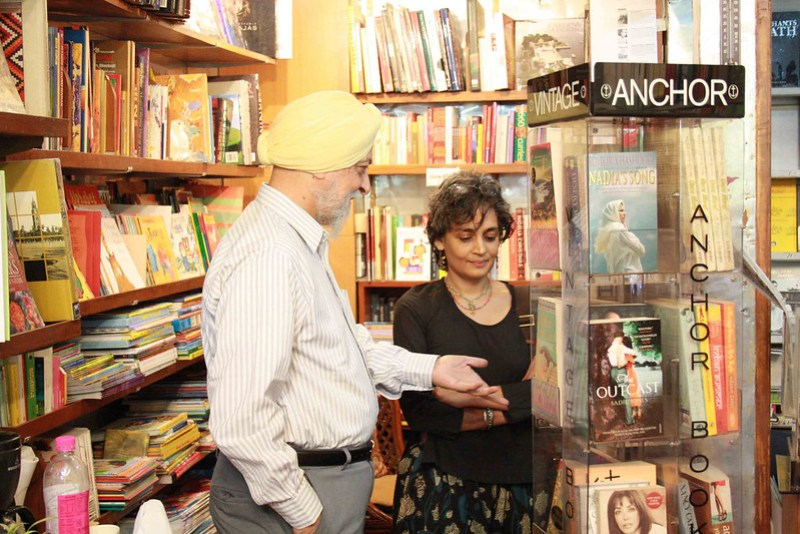 Photo Essay - KD's Black Beard & Willie's Rockstar Looks, The Book Shop, Khan Market & Jor Bagh