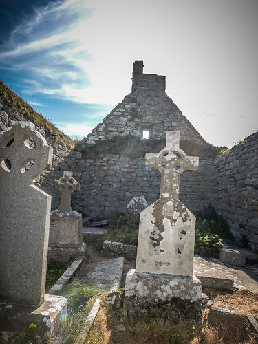 Killilagh Church and Cemetery-011