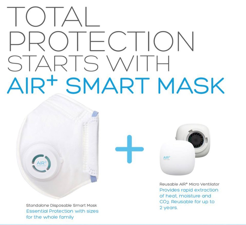 AIR+Smart Mask Overview