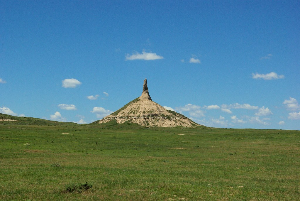 Chimney Rock, Nebraska , July 9, 2010