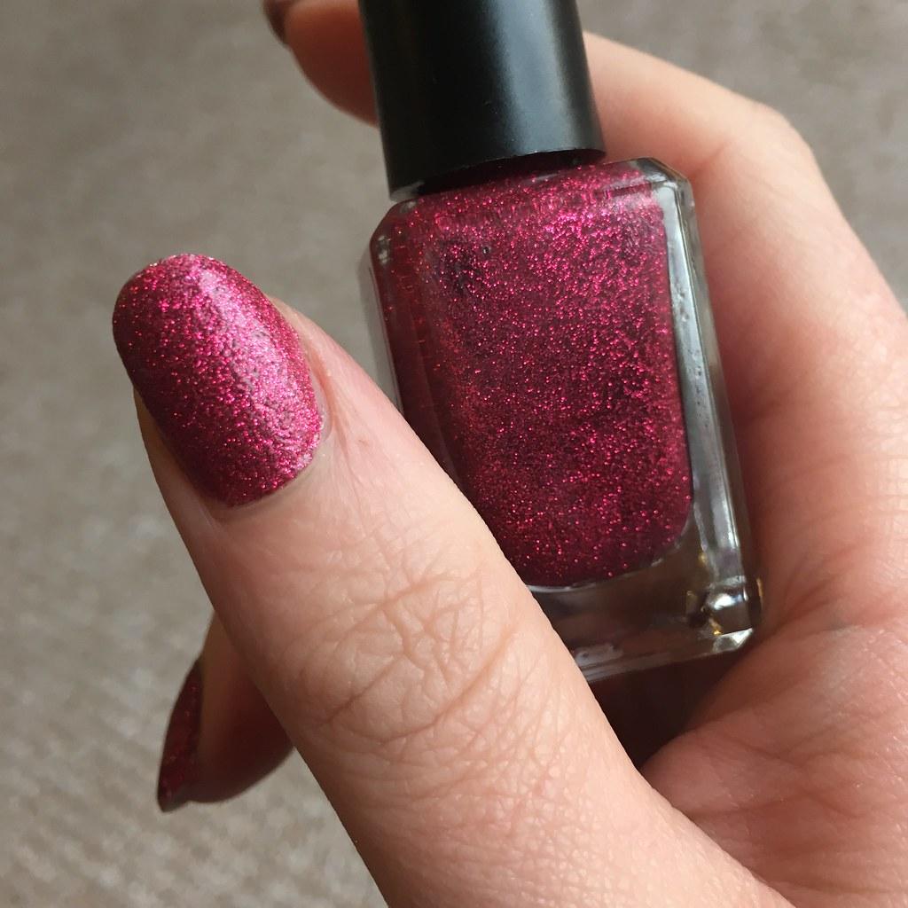 Barry M Nail Polish Ruby Slippers
