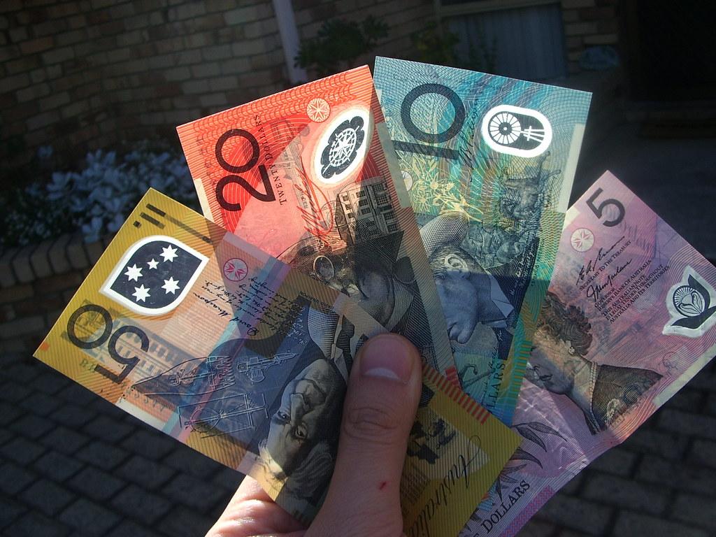 Australian Dollars To Us Dollars