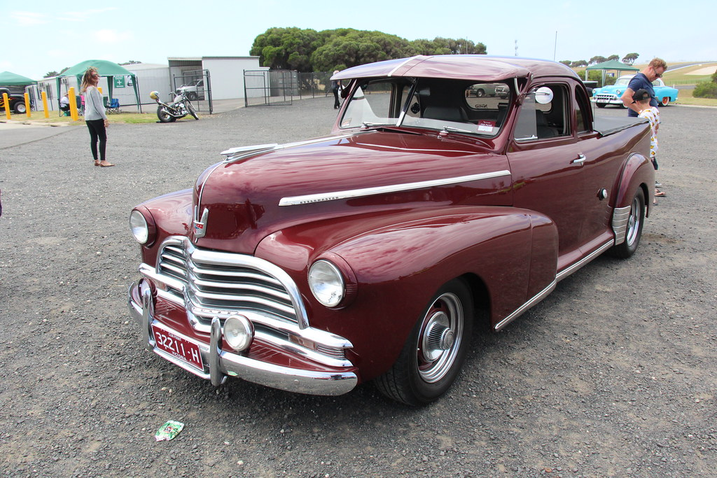 1946 Chevrolet Stylemaster Coupe Utility General Motors