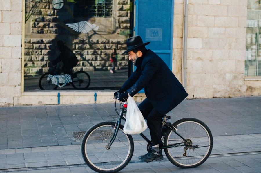 2016-12-29 A Wintery day in Jerusalem