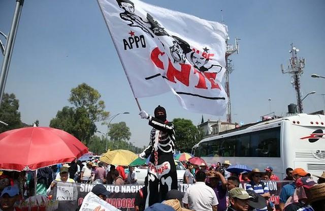 Mantendrá CNTE sus movilizaciones pese a