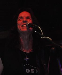 Pat McManus at the 2015 Belfast City Blues Festival