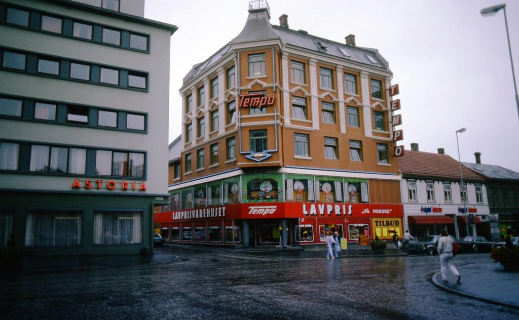 Tempo  Nordre Gate 26  Format Lysbilde i farge positiv