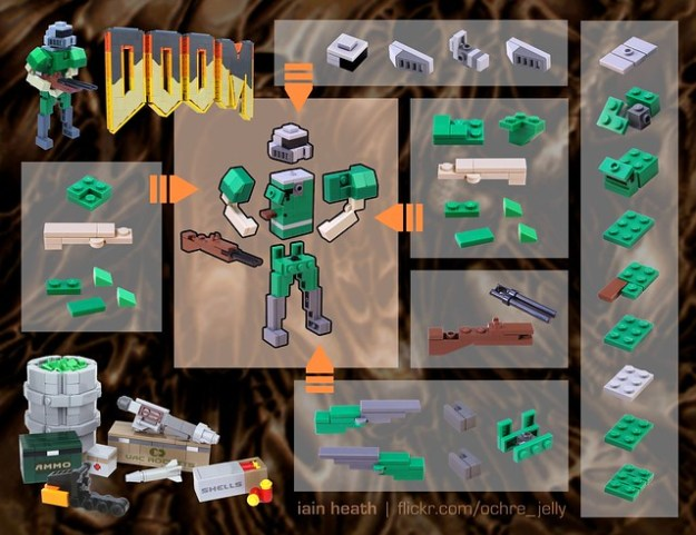 Building Guide: DOOM Guy