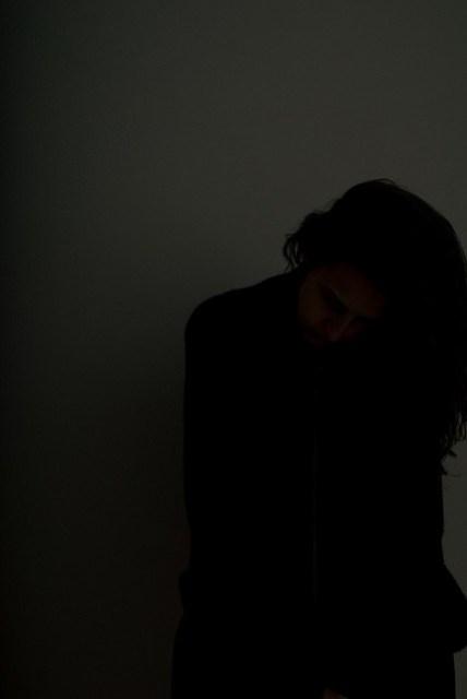 rocio ponce fotografia fotografo barcelona Buscándome en la oscuridad