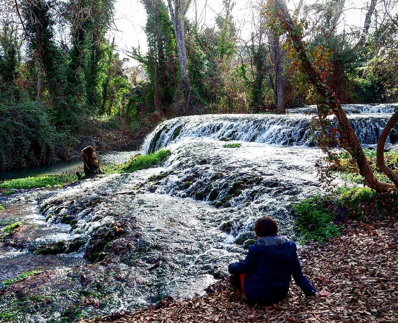A orillas del río Piedra