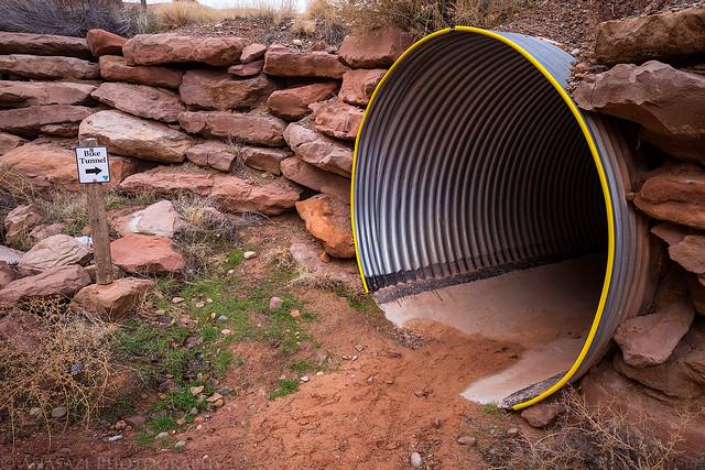 Bike Tunnel