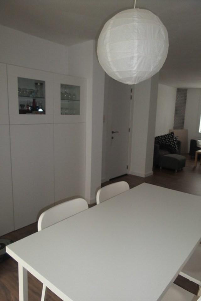 woonkamer - eetkamer