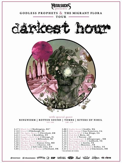Darkest Hour at the Black Cat