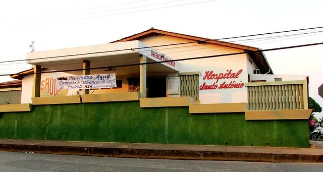Hospital Santo Antônio, em Alenquer, será investigado pelo Ministério da Saúde, Hospital Santo Antonio, de alenquer