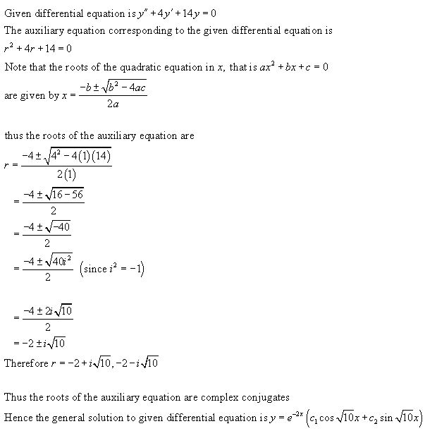 Stewart-Calculus-7e-Solutions-Chapter-17.1-Second-Order-Differential-Equations-2E