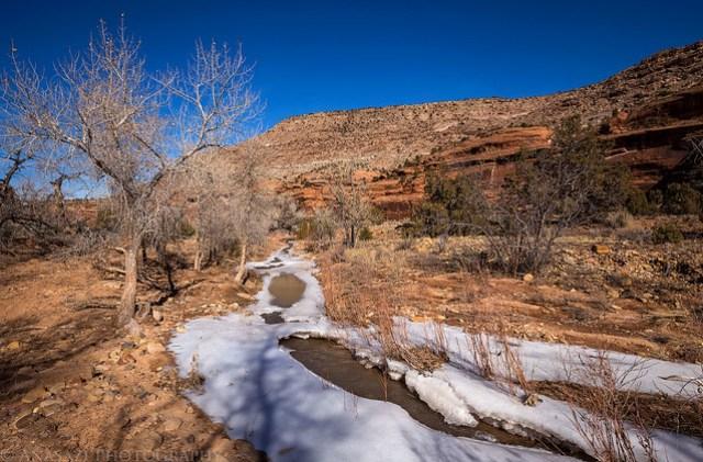 Little Dominguez Creek