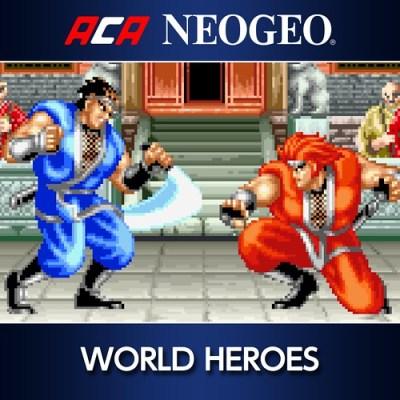Arcade Archives NeoGeo World Heroes