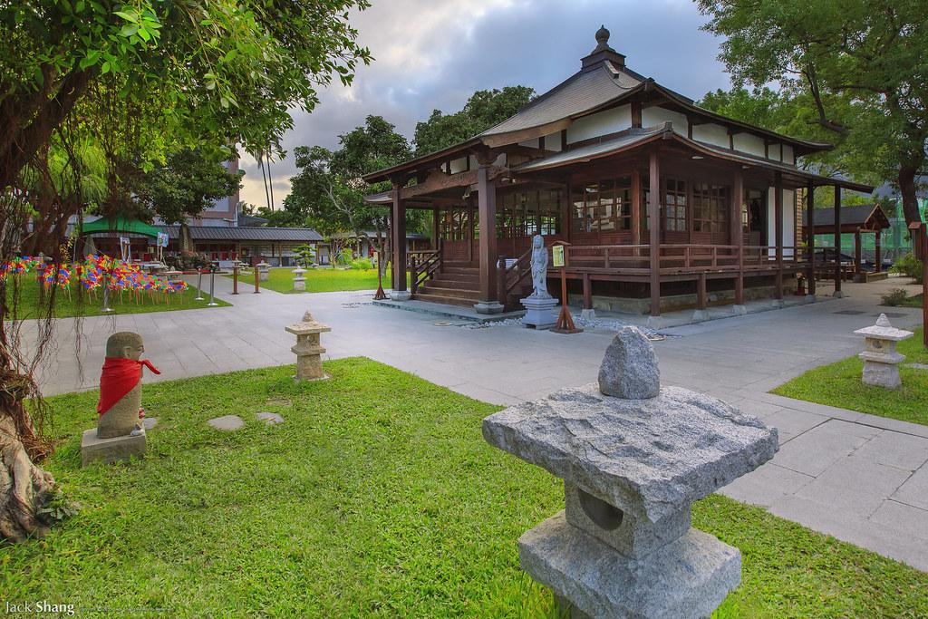 JACK0530 | 花蓮的三級古蹟吉安慶修院。由日治時期建造。是唯一保存完好的日式寺院。前身是日本真言宗高野派 ...