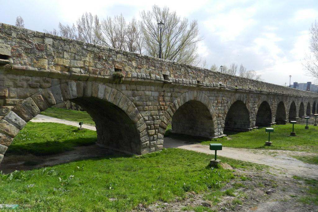 Puente Romano Salamanca 03