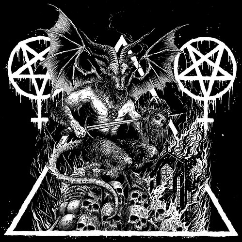 Artwork for Ominous Hymn