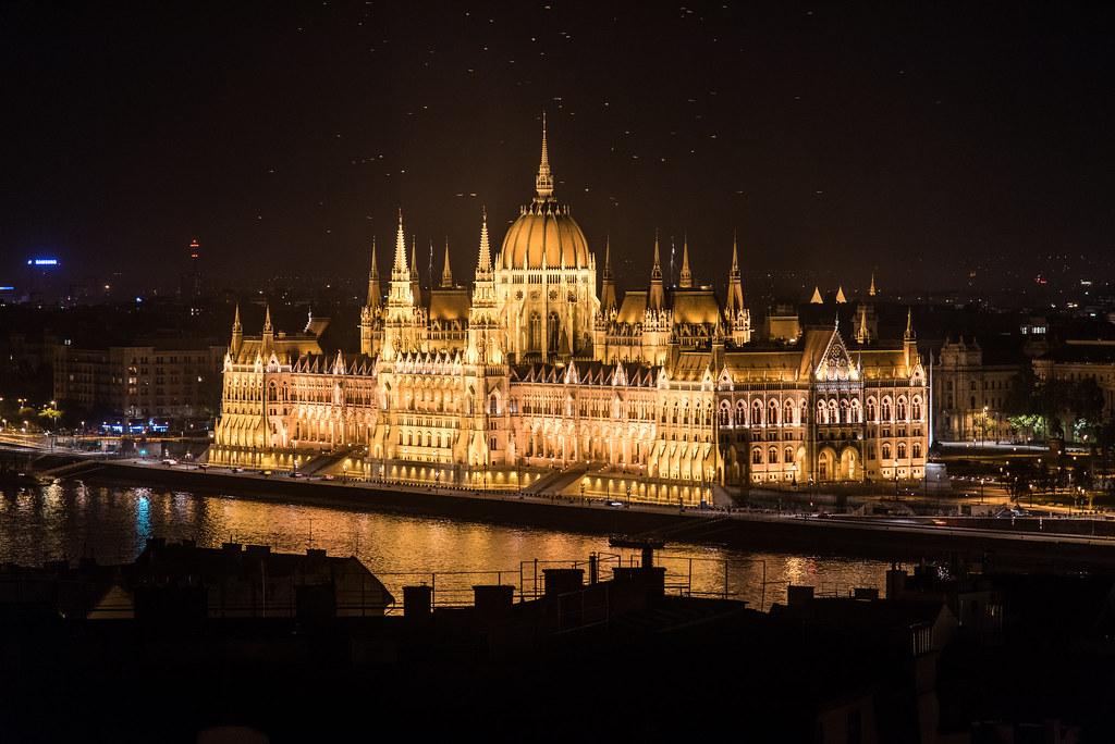 Budapest  Capital City of Hungary  Kamil Porembiski