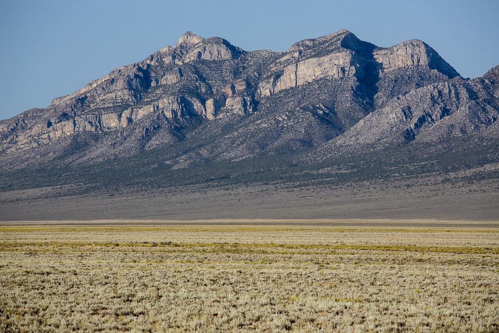 Basin and Range National Monument  The Basin and Range