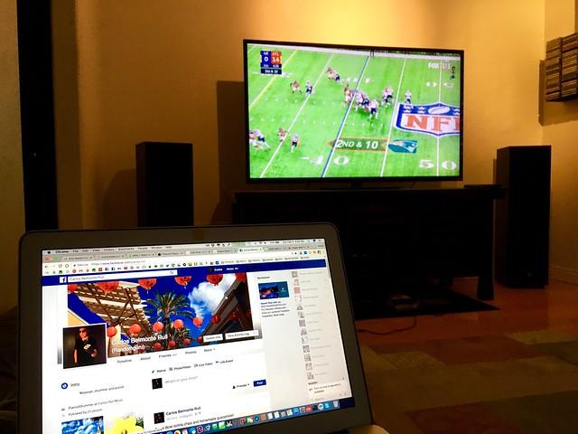 My view. Super Bowl LI