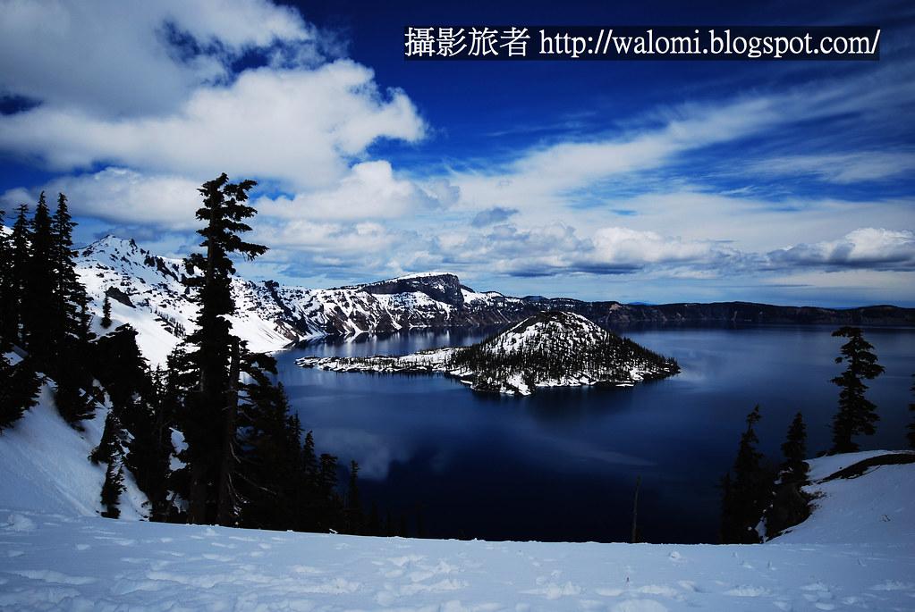 【美國】火口湖國家公園遊記 Crater Lake National Park - 【攝影旅者】美國國家公園與世界自助旅行遊記