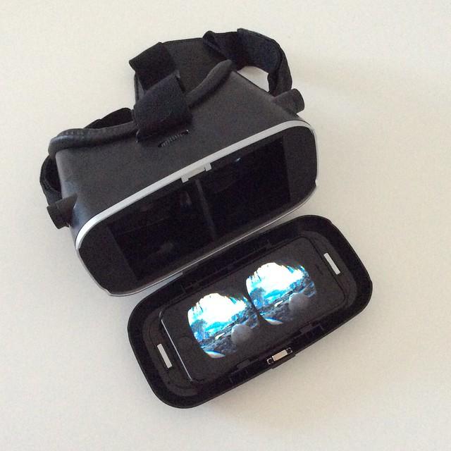 20170228 Casque VR Aukey VR-01 + iPhone 6