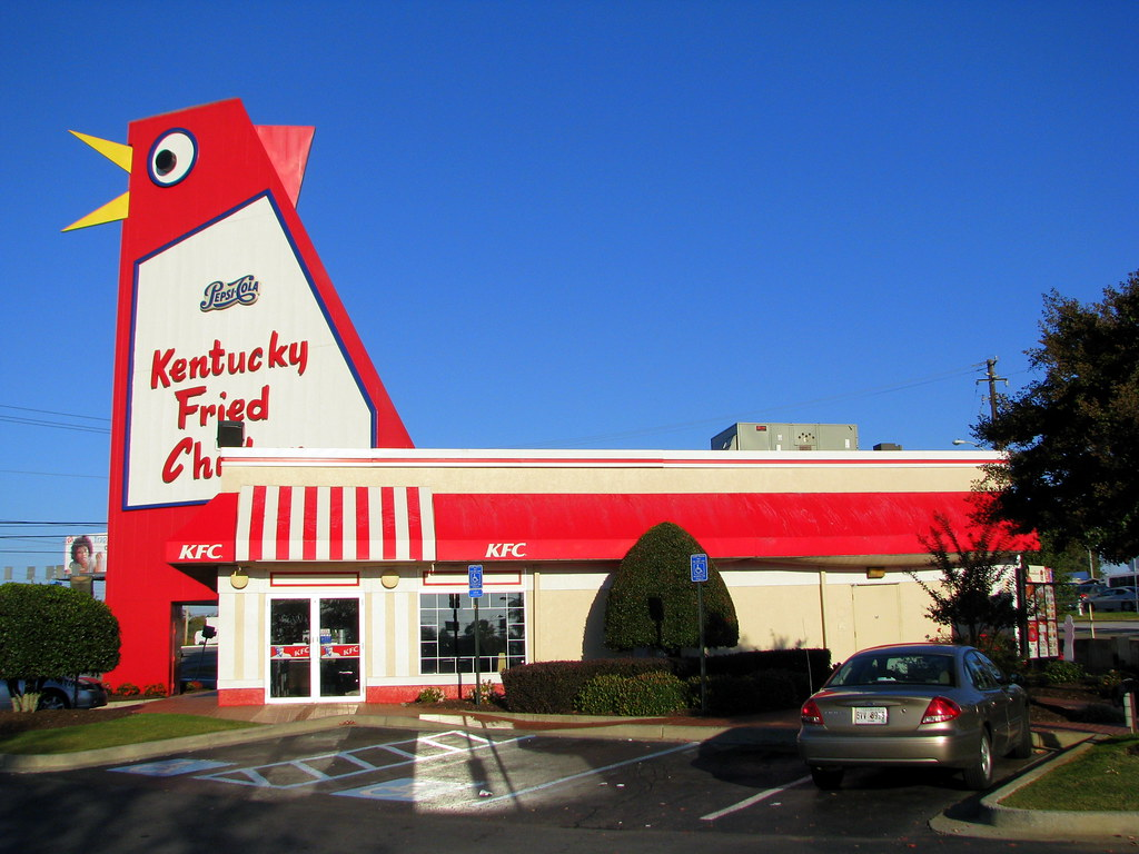 Top Fast Food Places