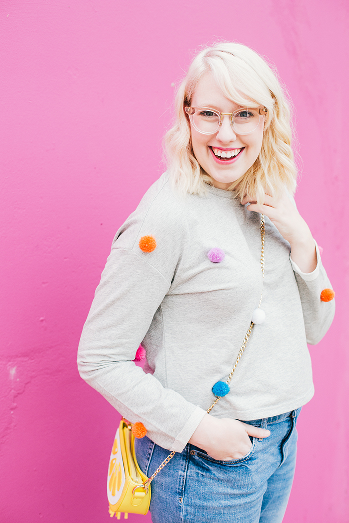 austin fashion blogger pom pom sweater18