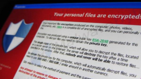 Virus ransomware petya menggemparkan dunia
