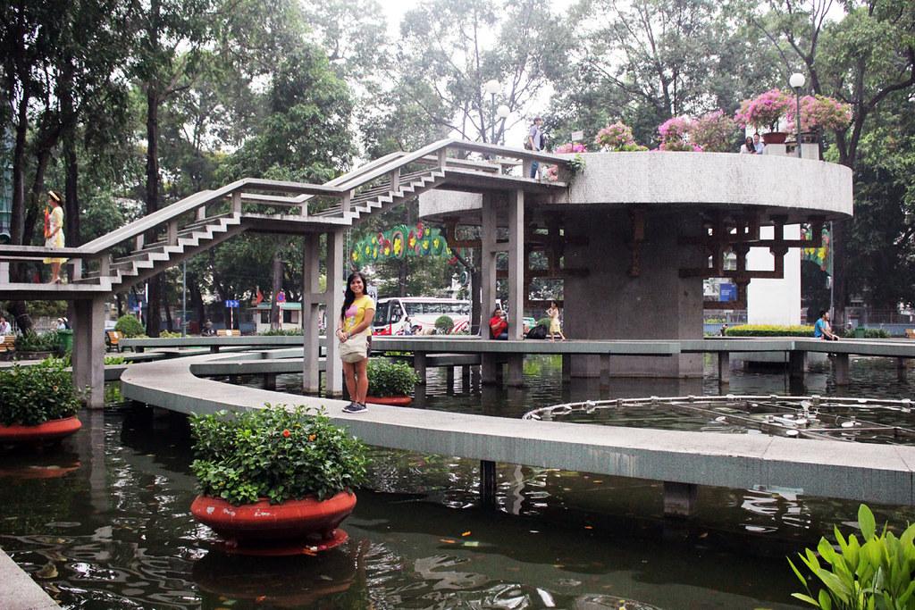 Turtle Lake - Ho Chi Minh City, Vietnam