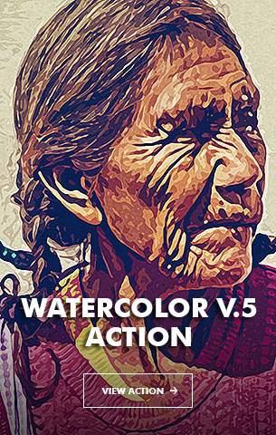 Wet Ink Photoshop Action - 87