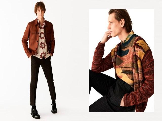 El 2017 nos trae los 70´s y el estampado de camuflaje como tendencia para hombre